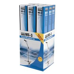 9 x MS-3 Microphone Retail Set