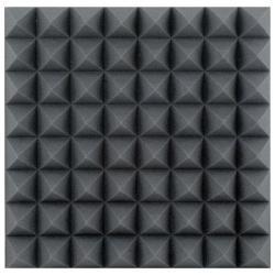 ASM-03 Acoustic black foam, 10 cm thick
