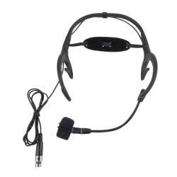 DAP-Audio EH-1 Podiumheadset met condensatormicrofoon