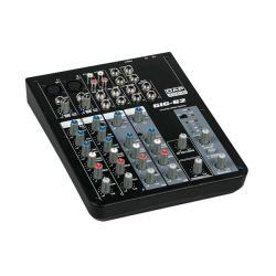 GIG-62 6-kanaals live-mixer