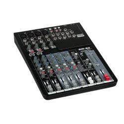 GIG-83CFX 8-kanaals live-mixer