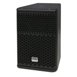"Xi-5 5,25"" / 1"" Full range installation cabinet black"