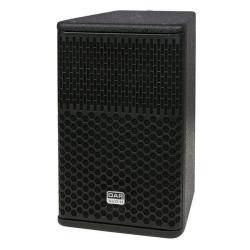 "Xi-6 6,5"" / 1"" Full range installation cabinet black"