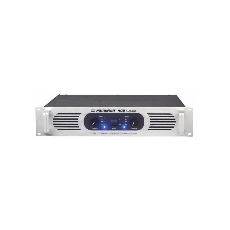 DAP-Audio P-400 versterker 2 x 150 w RMS - 8 ohm