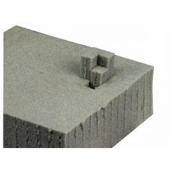 Universal Foam, plaat: 1,2m x 0,6m, 5cm, plukschuim