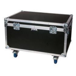 Flightcase voor 4x Expression 6000Q4