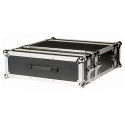"Flightcase for 19"" CD-player 3U"