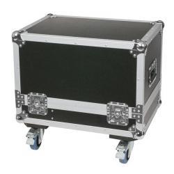 Flightcase voor 2x M12 monitor
