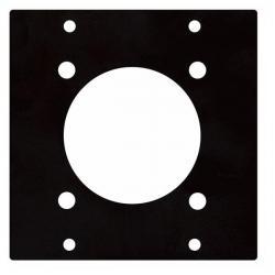 Socapex panel 2 segments