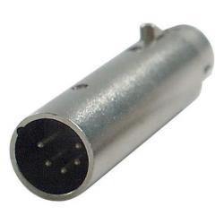 FLA29 - 5p. - 3p. XLR Adapter