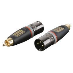 XGA32 - XLR/M 3p. - RCA/M