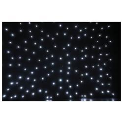 Stardrape White LED