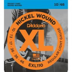 D'addario - CDD EXL-110