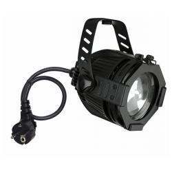 Pinspot Pro 6V/30W zwart