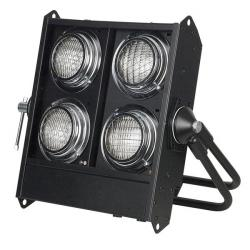 Stage Blinder 4 DMX Black