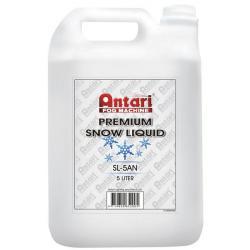 Antari SL-5AN Premium Fine Snow Liquid, 5 Liter