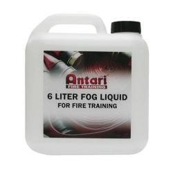 Antari FLP Fog Liquid 6 liter for Fire training