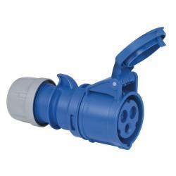 CEE 16A 240V 3p Plug Female