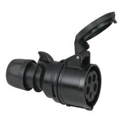 CEE 16A 400V 5p Plug Female