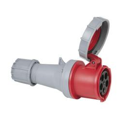 CEE 63A 400V 5p Plug Female