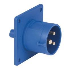 CEE 16A 240V 3p Socket Male