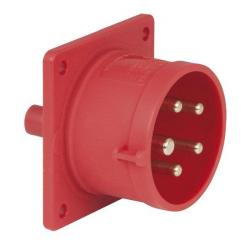 CEE 16A 400V 5p Socket Male