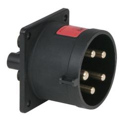 CEE 32A 400V 5p Socket Male