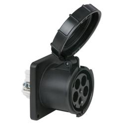 CEE 125A 400V 5p Socket Female
