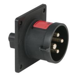 CEE 16A 400V 4p Socket Male