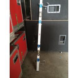 Fourbar met 2x 16p multiconnecotor + 4 x schuko