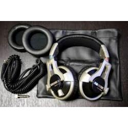 Shure SRH750DJ hoofdtelefoon