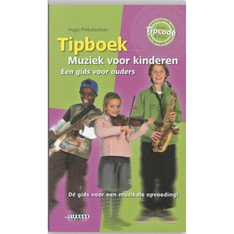Tipboek, muziek voor kinderen