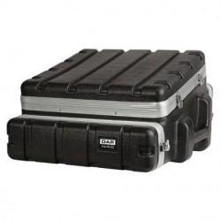 Flightcase ABS Mobile DJ Case