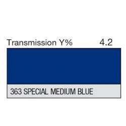 LEE filter vel nr 363 special medium blue