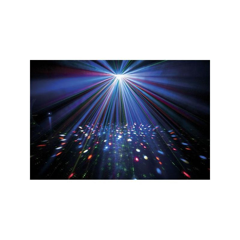 Magician LED, strobe,  laser effect