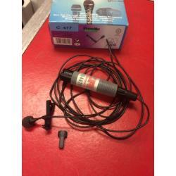 AKG C417 Condensator Mini-Lavalier Microfoon