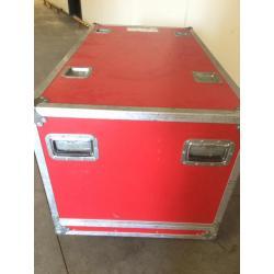 Flightcase t.b.v. div. materialen