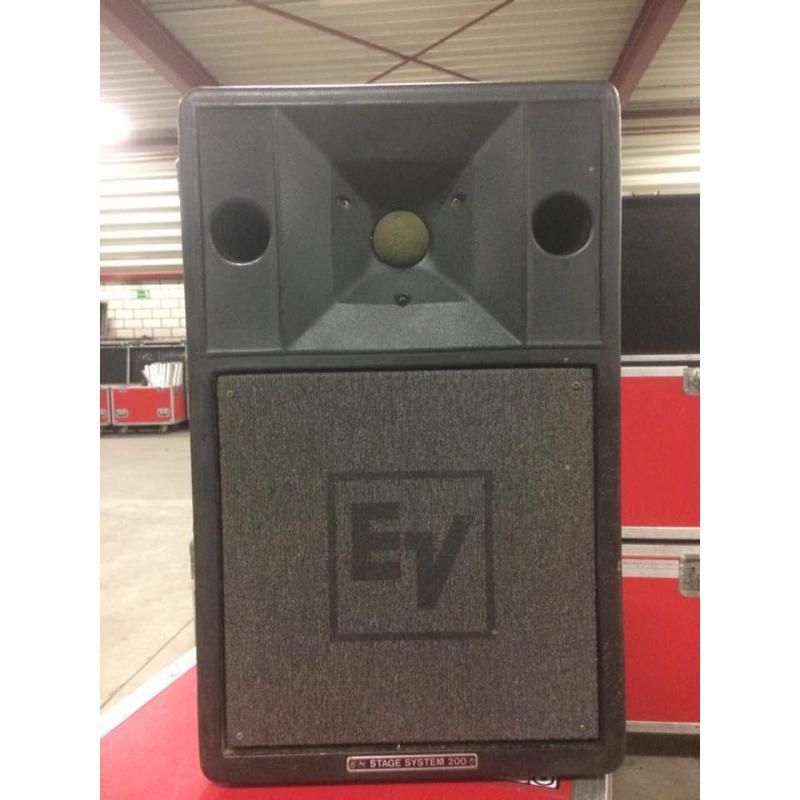 Electro Voice S-200 2-weg speakerkast 300 W