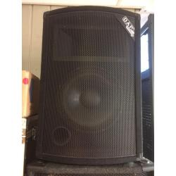 "Speakerkast MC-12A Powered 12"" 100W BA-100"