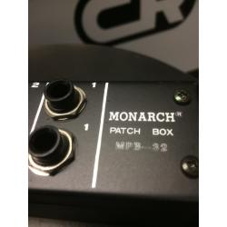 Monarch patch box MPB-32