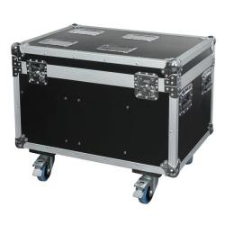 Flightcase voor 4x Shark FX...