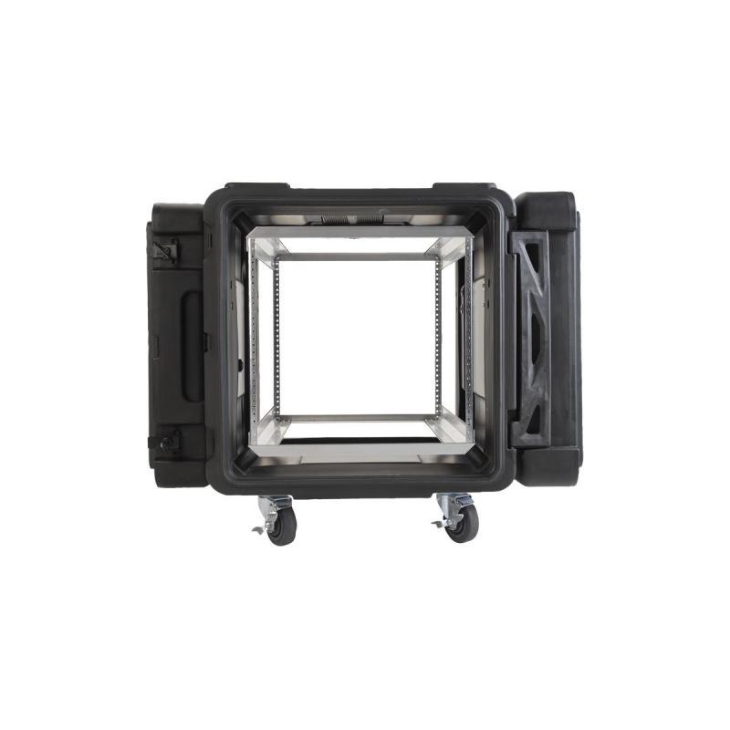 SKB 30 inch diep 10U Roto Shock rack