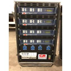 Dimmerrack 24 x 2,2kW in flightcase