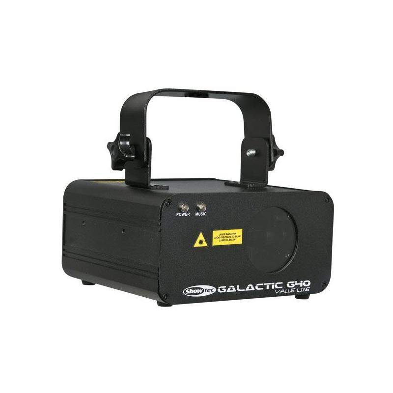 Galactic G40 Value Line 40mW groene laser