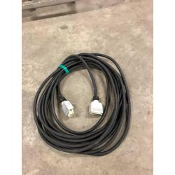 Multikabel 24ch 72p Harting 20 mtr