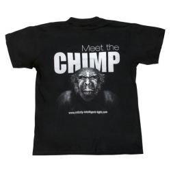 Chimp T-shirt - Back