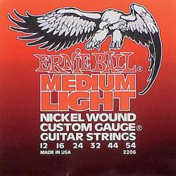 Ernie Ball 2206 snaren set,...
