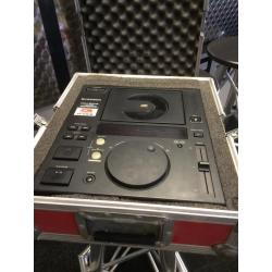 Pioneer CDJ-500II limited in flightcase