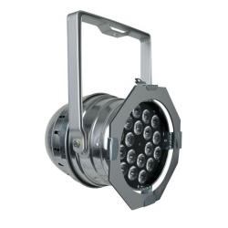 LED Par 64 Short 18 x RGB 3-in-1 LED