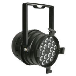 LED Par 64 Short Q4-18 Black